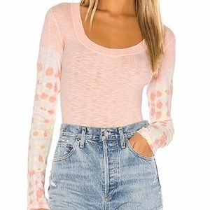NWT Free People We The Free Big Sur Top Small